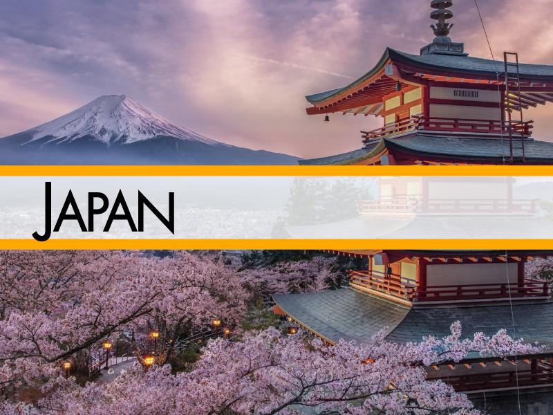 Japan 10 dana
