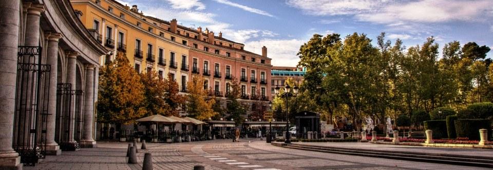 Madrid manga