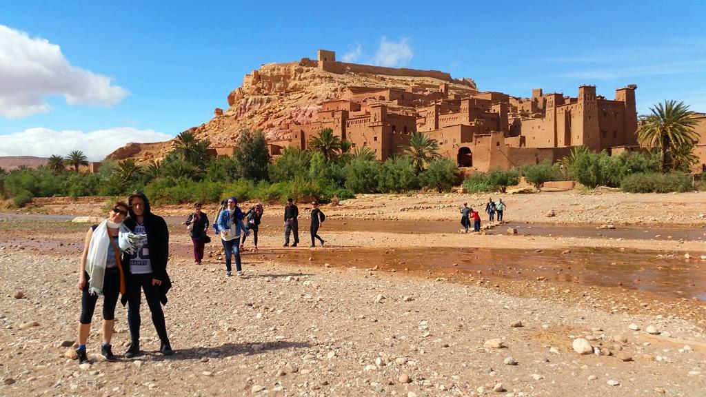 Maroko - Grad u Pustinji