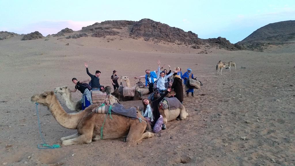 Maroko - Sahara