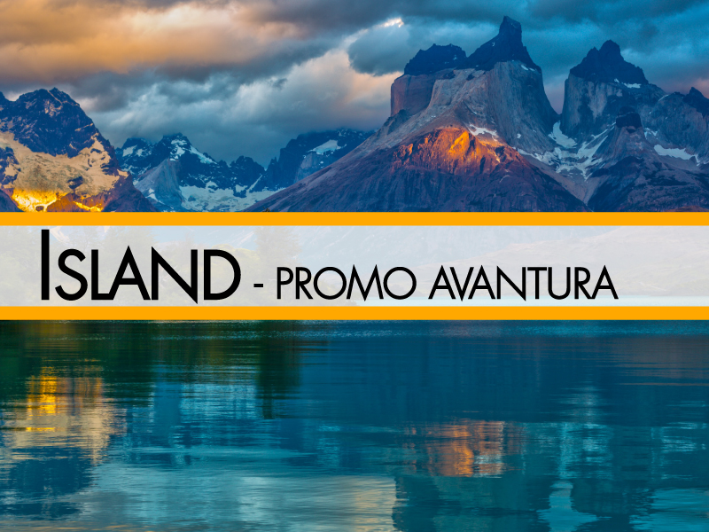 ISLAND 7 dana - 1. MAJ