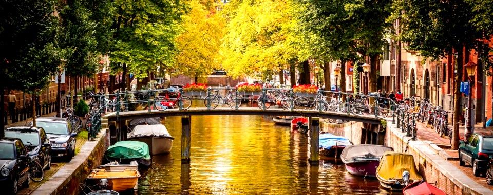 Amsterdam avionom