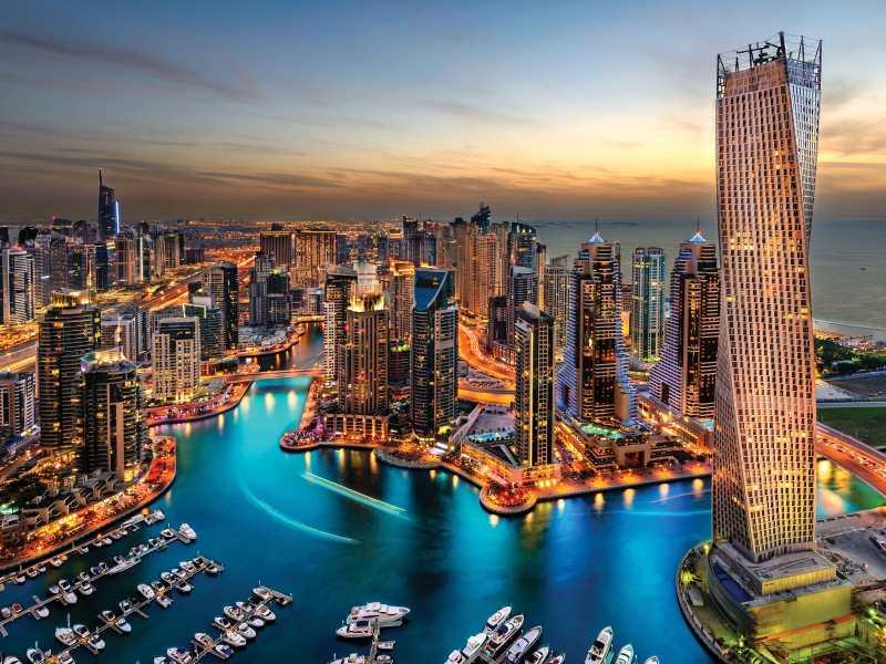 DUBAI - 8 dana