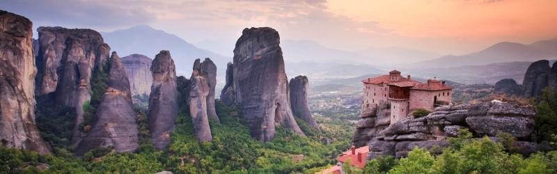 Meteori Grčka