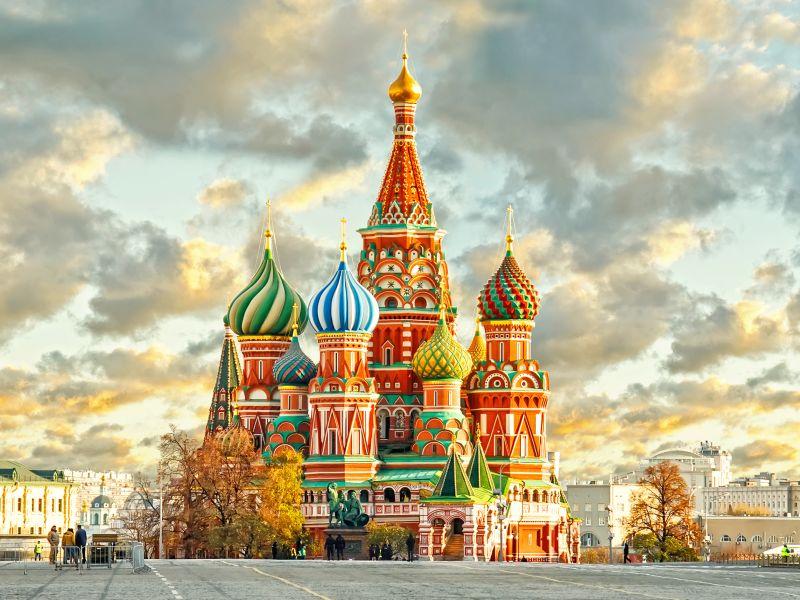 RUSIJA - 7 dana