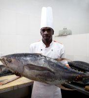 Kendwa rocks restoran