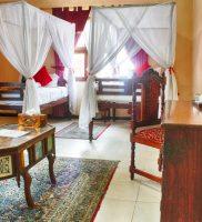 Zanzibar hotel 3 soba