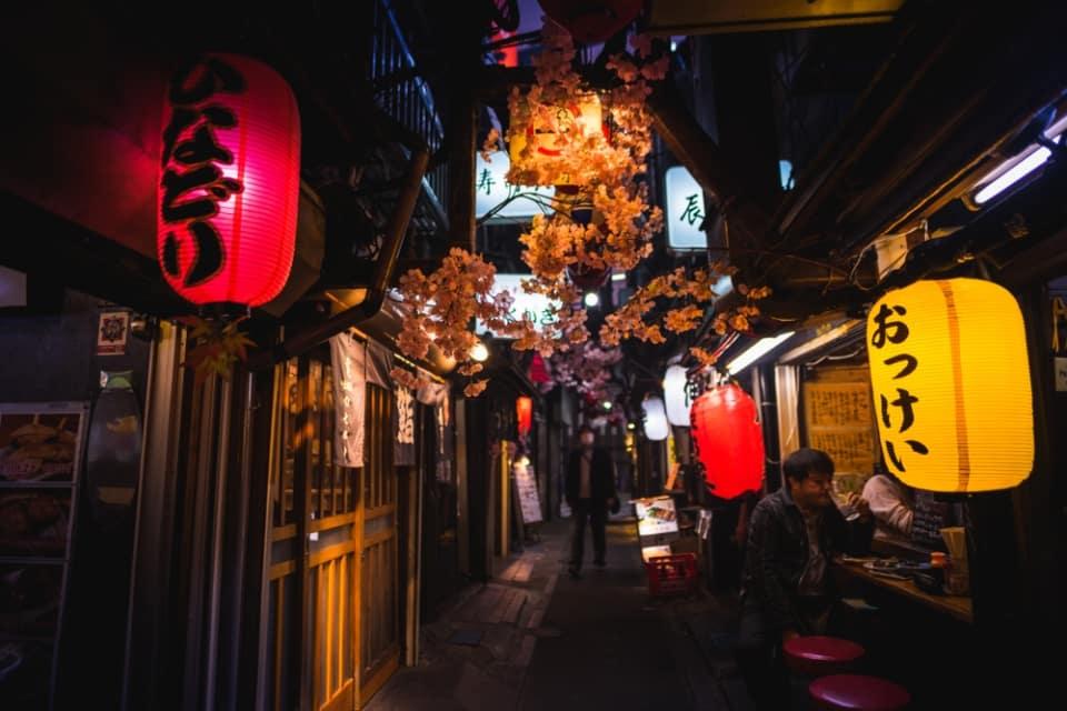 Lokalno mjesto za upoznavanje u Japanu