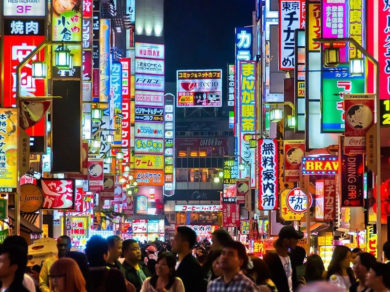 JAPAN - 9 dana