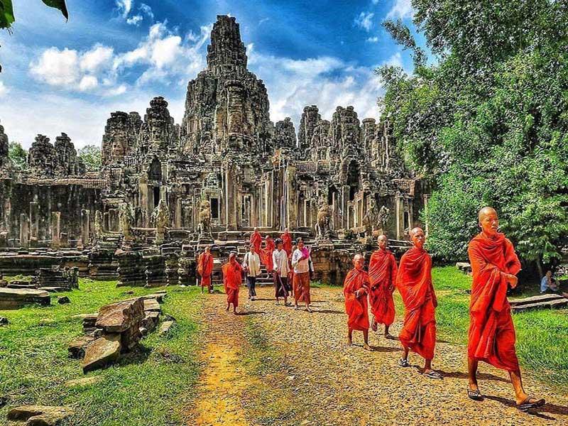 JUŽNI VIJETNAM+KAMBODŽA
