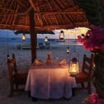 kendwa beach dinner